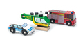 Le Toy Van: Emergency Vehicles Set