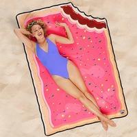 BigMouth: Gigantic Beach Blanket - Toaster Tart