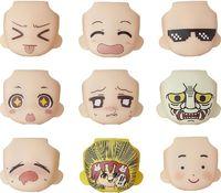 Nendoroid More: Face Swap 03: 1Box(Set of 9)
