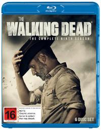 The Walking Dead - Season 9 on Blu-ray