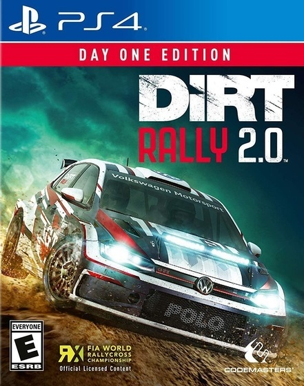 DiRT Rally 2.0 Day One Edition for PS4