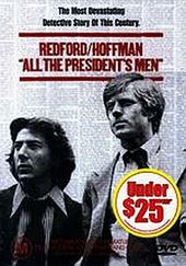 All The Presidents Men (special Edition) on DVD
