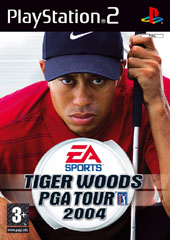 Tiger Woods 2004 for PlayStation 2
