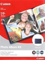 Canon PAK1015X7 5x7 Photo Album Kit Gloss 10 Pack