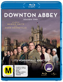 Downton Abbey - The Complete Second Season on Blu-ray