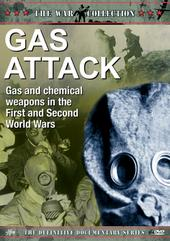 Gas Attack on DVD