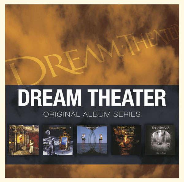 5 Albums in 1 - Original Album Series by Dream Theater