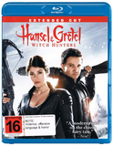 Hansel & Gretel: Witch Hunters on Blu-ray