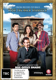 The Noble Family on DVD