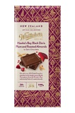 Whittakers Artisan Collection: Block Hawkes Bay Black Doris Plum & Roasted Almonds in Dark Chocolate 100g