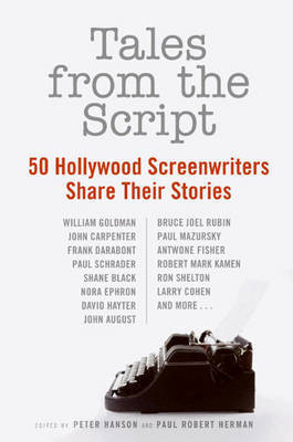 Tales from the Script by Peter Hanson image