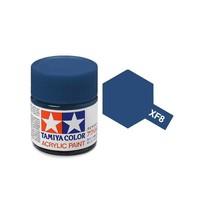 Tamiya Acrylic: Flat Blue (XF8)