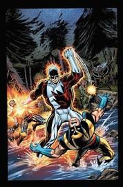 X-men/alpha Flight by Chris Claremont