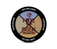 W7 Hide n Seek (Anti-Dullness Concealer Quad) image