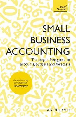 Small Business Accounting by Andy Lymer image