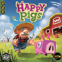 Happy Pigs - Board Game