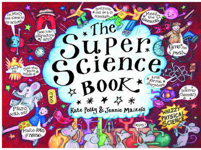 The Super Science Book by Kate Petty image