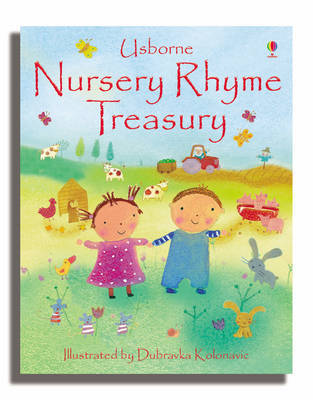 The Nursery Rhymes Treasury by Katie Daynes