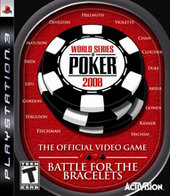 World Series Of Poker 2008:  Battle For The Bracelets for PS3