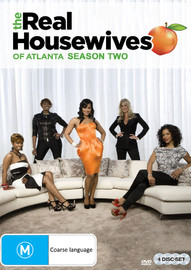 The Real Housewives Of Atlanta: Season Two on DVD