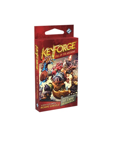 KeyForge: Call of the Archons! - Archons Deck image