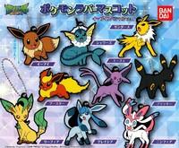 Pokemon: Eevee Friends - Rubber Mascot (Blind Box)