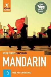 Rough Guide Phrasebook Mandarin by APA Publications Limited