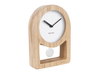 Karlsson Lena Clock - White image