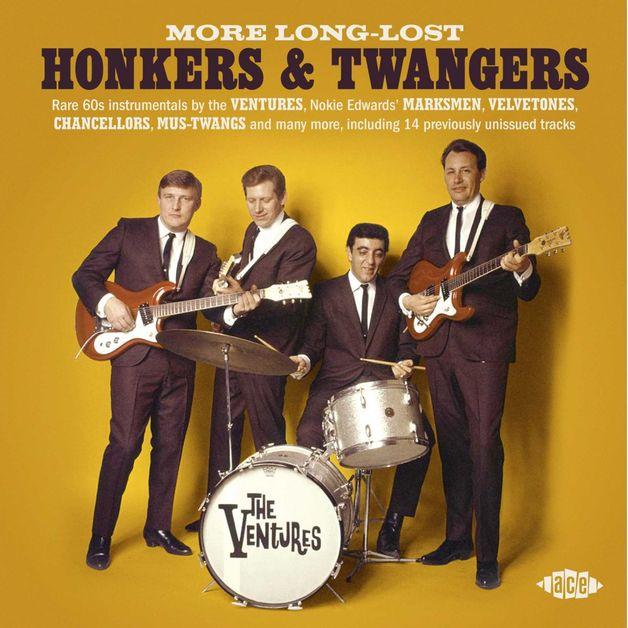 More Long-Lost Honkers & Twangers by Various Artists
