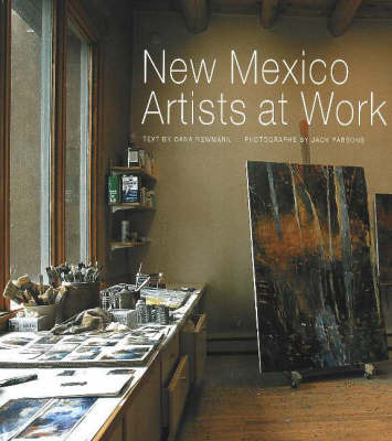 New Mexico Artists at Work by Dana Newman image