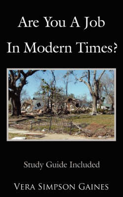 Are You a Job in Modern Times? by Simpson Gaines Vera Simpson Gaines image