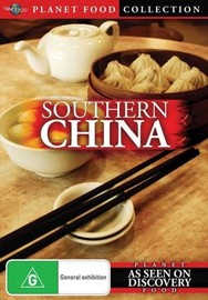 Planet Food: Southern China on DVD