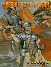 Imperial Rome at War by Martin Windrow image