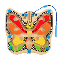 Hape: Color Flutter Butterfly