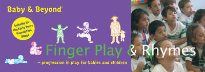 Finger Play and Nursery Rhymes by Sally Featherstone