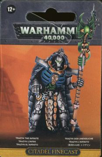 Warhammer 40,000 Trazyn the Infinite