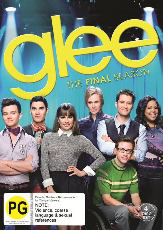 Glee - The Complete Sixth Season on DVD
