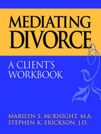 Mediating Divorce by Marilyn S McKnight image