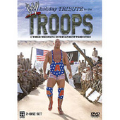 WWE - Holiday Tribute To The Troops (2 Disc Set) on DVD