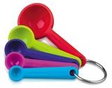 Zeal: Rainbow Measuring Spoons