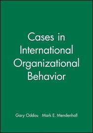 Cases in International Organisational Behaviour image