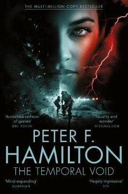 The Temporal Void by Peter F Hamilton image