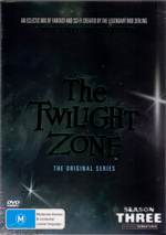 Twilight Zone, The - The Original Series: Season 3 - Collector's Edition (5 Disc Box Set) on DVD
