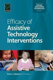 Efficacy of Assistive Technology Interventions