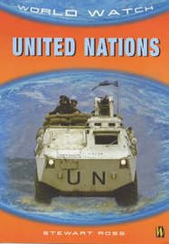 World Watch: United Nations by Stewart Ross image