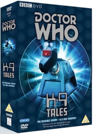 Doctor Who: K9 Tales - Invisible Enemy/K9 and Co. on DVD
