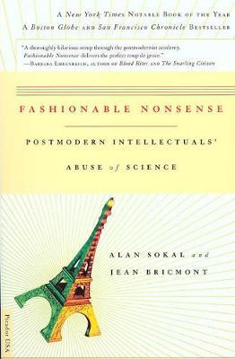 Fashionable Nonsense by Alan Sokal image