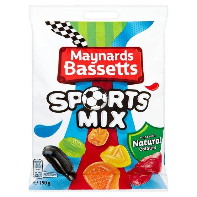 Maynards Sports Mix 190g