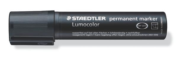 Staedtler: Lumocolor Permanent Extra-Broad Tip Marker - Black