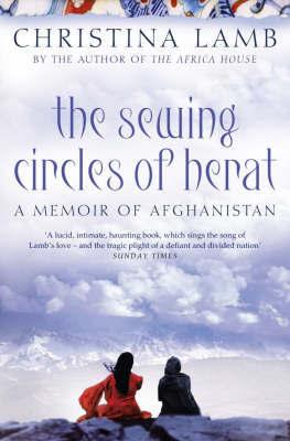 The Sewing Circles of Herat by Christina Lamb image